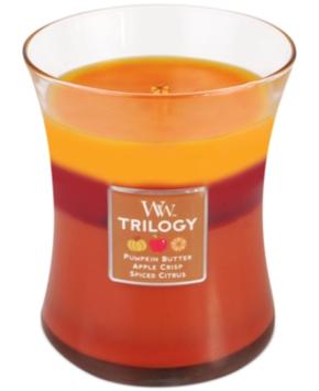 Woodwick Candle WoodWick Candle Trilogy Medium Pumpkin Butter Jar