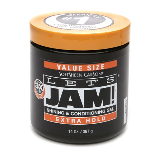 Let's Jam! Shining & Conditioning Gel