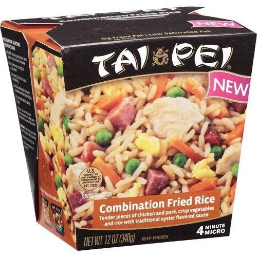 Tai Pei Combination Fried Rice, 12 oz
