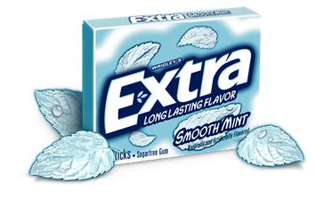 Slide: Extra Gum