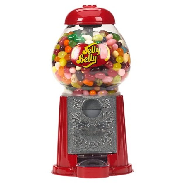 Jelly Belly Mini Bean Machine with 4oz Bag of Jelly Beans