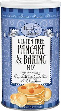 Dowd & Rogers Pancake & Baking Mix19.82 oz ( 550 g) Dowd And Rogers 19.82 oz (555g) Powder
