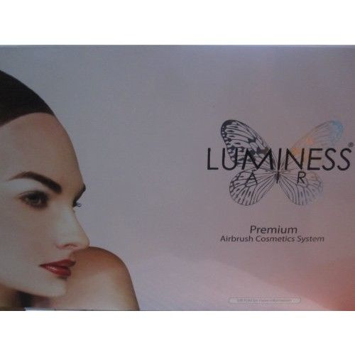 Luminess Air Luminess Premium System with makeup starter BC200-tan