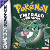 Nintendo Pokemon Emerald