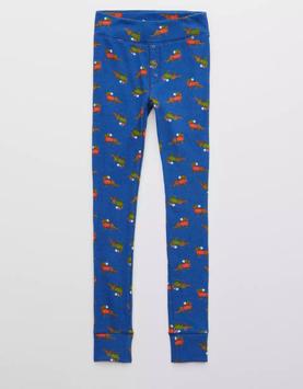 AE Aerie Waffle Pajama Legging