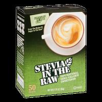 Stevia In The Raw 100% Natural Zero Calorie Sweetener - 50 CT