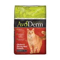 AvoDerm Natural Cat Food - Chicken & Herring