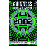 Guinness World Records, 2002