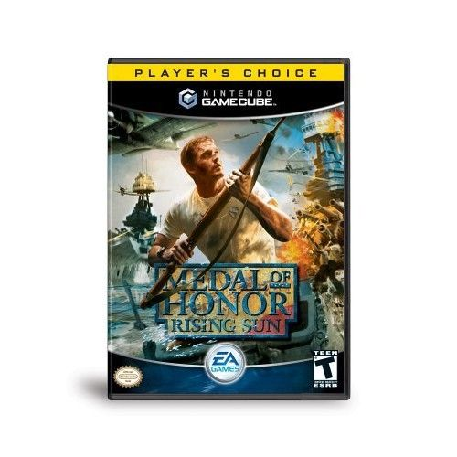 Electronic Arts Medal of Honor Rising Sun - Gamecube
