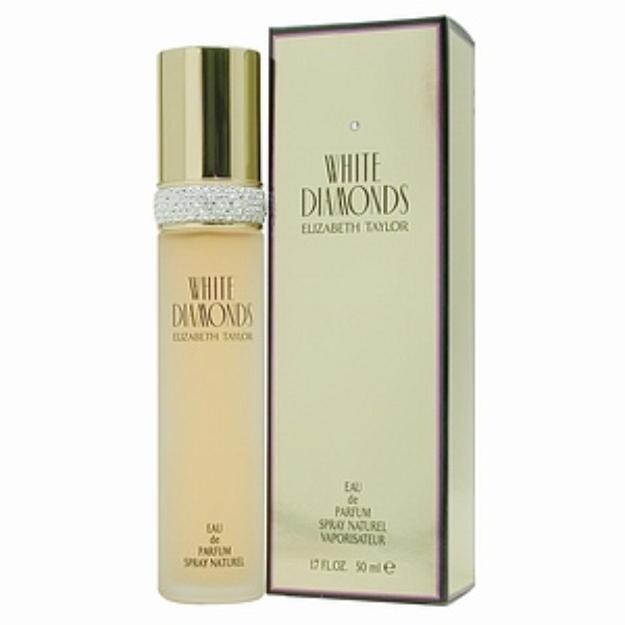 White Diamonds by Elizabeth Taylor Eau de Parfum Spray Naturel Vaporisateur
