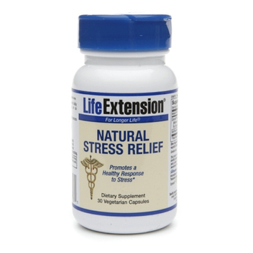 Life Extension Natural Stress Relief