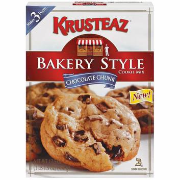 Krusteaz Bakery Style Chocolate Chunk Cookie Mix