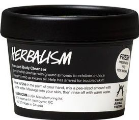 LUSH Herbalism Face and Body Cleanser