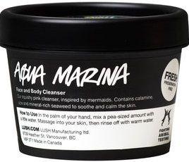 LUSH Aqua Marina Face and Body Cleanser