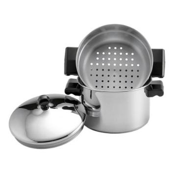 Stack N Steam 3-Quart Saucepot and Steamer