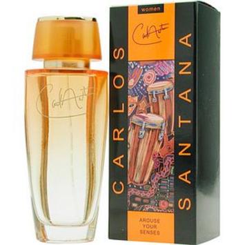Carlos Santana Eau De Parfum Spray for Women