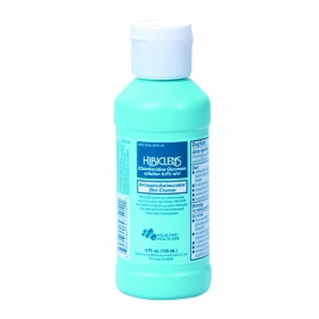 Hibiclens Antiseptic/Antimicrobial Skin Cleanser, 4 fl oz