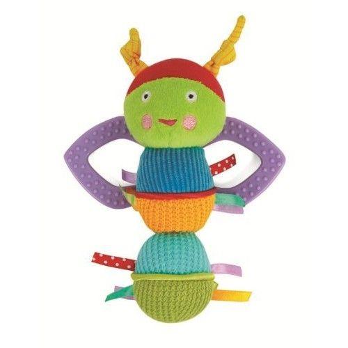 Manhattan Toy Buggybu Little Bug Teether (Discontinued by Manufacturer)