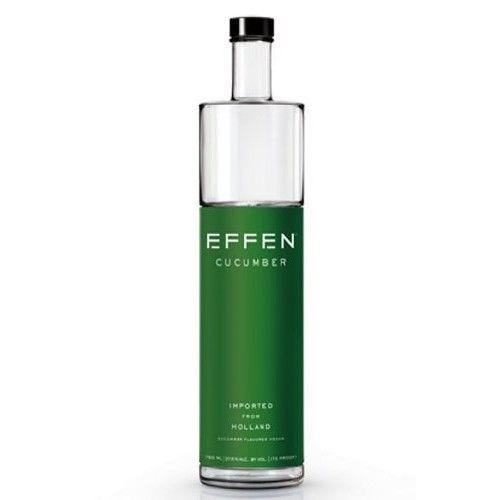 Effen Vodka Cucumber 750ML