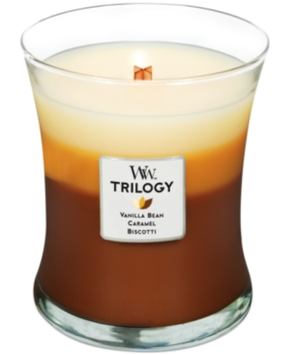 Woodwick Candle WoodWick Candle Holiday Trilogy Medium Jar