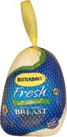Butterball® Fresh Whole Turkey Breast with Ribs and Back Portion