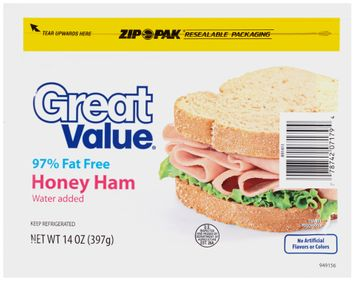 Great Value™ Honey Ham