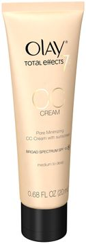 Total Effects Olay Total Effects Pore Minimizing CC Cream Medium To Deep,