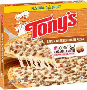 Tony's™ Pizzeria Style Crust Bacon Cheeseburger Pizza