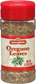 Springfield® Oregano Leaves