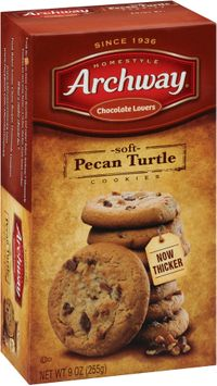 Archway® Soft Pecan Turtle Cookies