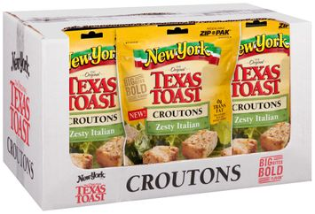 new york brand® texas toast zesty italian croutons
