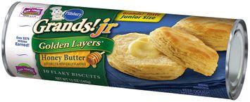 Pillsbury Grands!® Jr Golden Layers® Honey Butter Biscuits 10 ct. Can