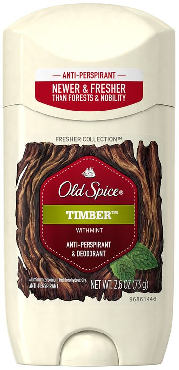 Old Spice® Fresher Collection™ Timber® with Mint Anti-Perspirant/Deodorant