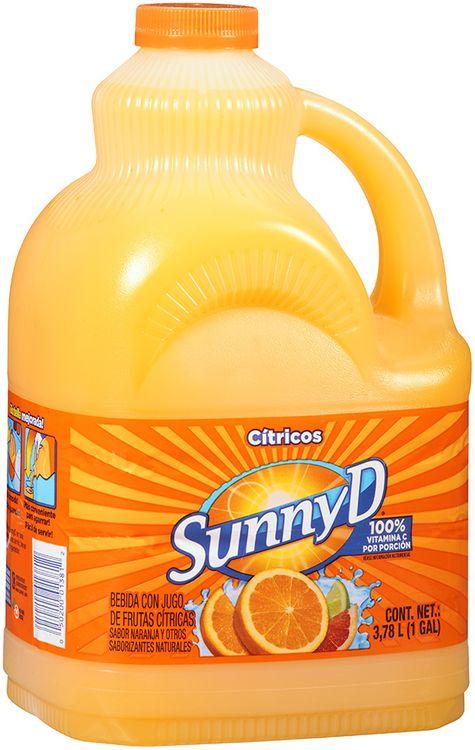 SunnyD® Tangy Original Citrus Punch 1 gal. Jug