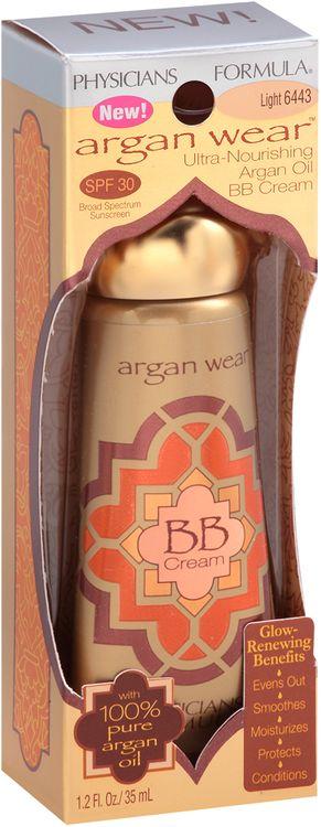 Physicians Formula® Argan Wear™ 6443 Light Ultra-Nourishing Argan Oil BB Cream
