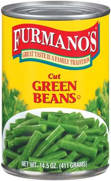 Furmano's Cut Green Beans