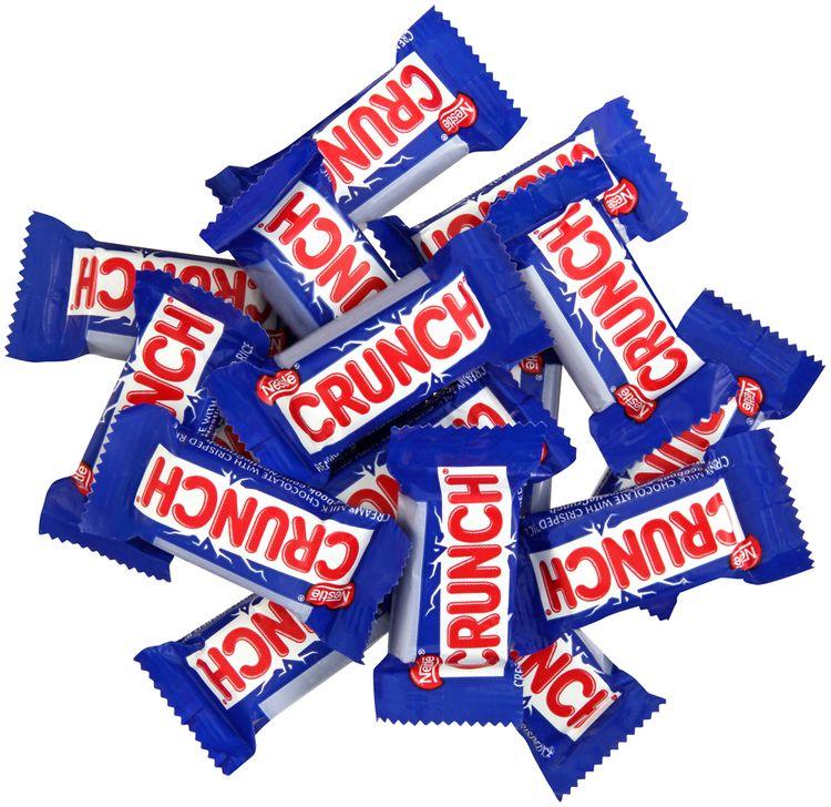 Nestlé CRUNCH Minis Bulk Individually Wrapped
