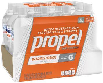 Propel® Mandarin Orange Water Beverage with Electrolytes & Vitamins 1