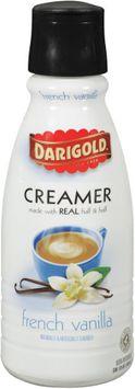 Darigold® French Vanilla Creamer 1 pt plastic bottle