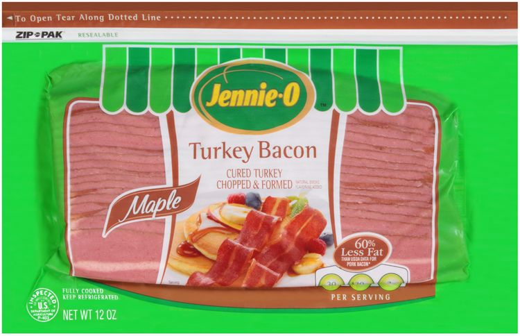 Jennie-O™ Maple Turkey Bacon