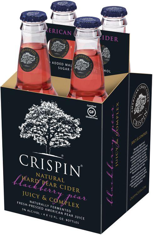 Crispin® Blackberry Pear Hard Cider