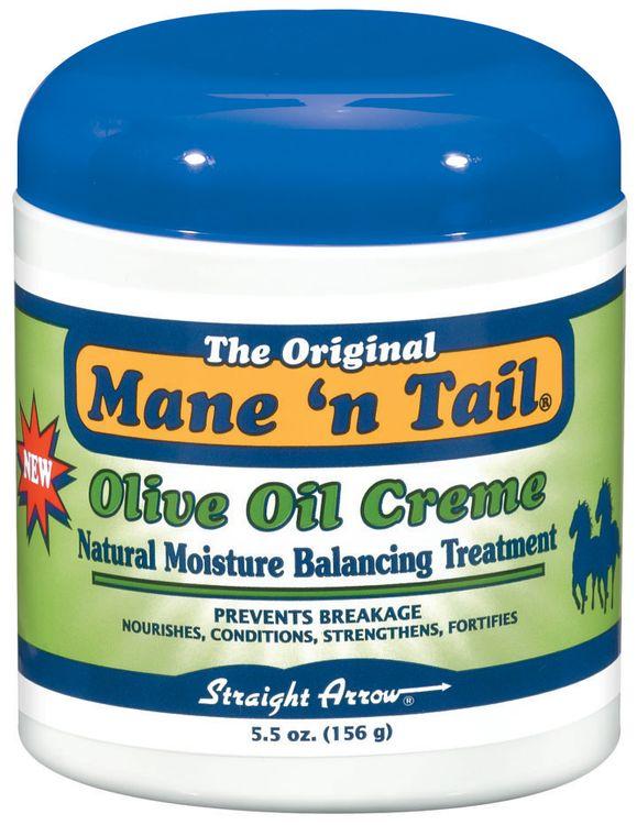 Mane 'n Tail Natural Moisture Balancing Treatment Olive Oil Creme