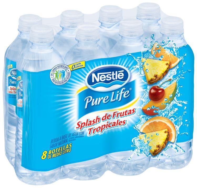 Nestlé Pure Life Tropical Fruit Splash Water