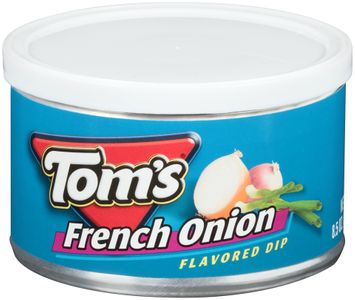 Tom's® French Onion Flavored Dip