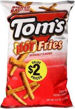 tom's® hot fries