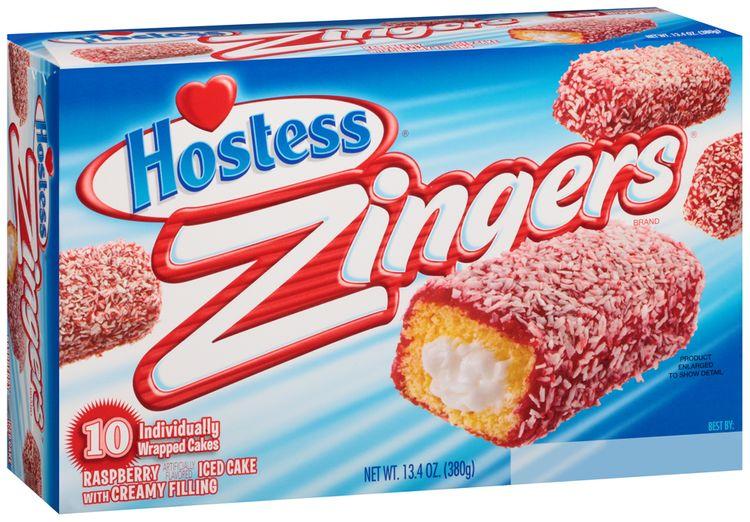 Hostess® Raspberry Zingers®