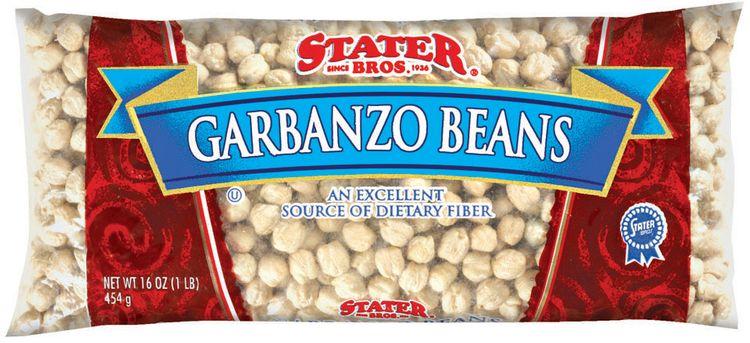 Stater bros Garbanzo Beans