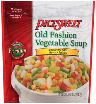 pictsweet® old fashion vegetable soup