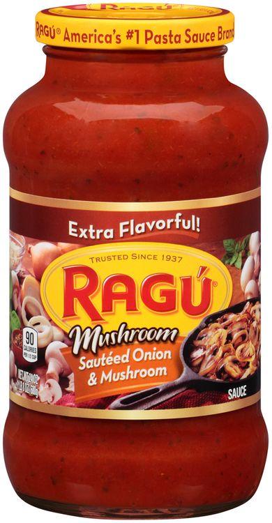 Ragu® Sauteed Onion & Mushroom Sauce