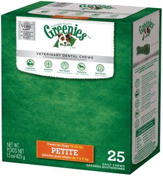 Greenies® Dog Dental Daily Chews